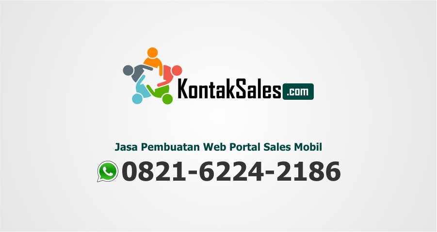 Jasa pembuatan web portal daihatsu area belitung-timur